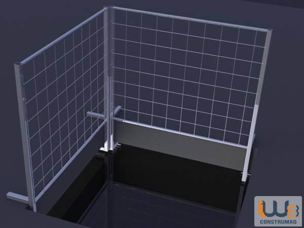 proteção fosso de elevador 02