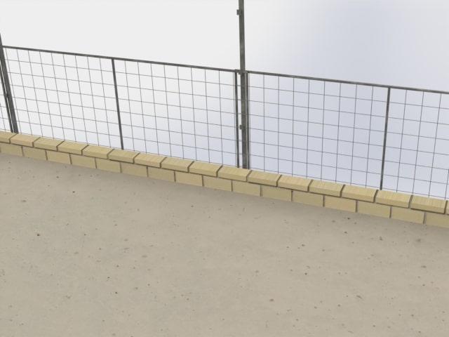 Tela Metálica Construção Civil